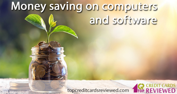 Money saving on computers and software