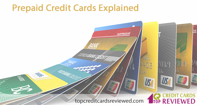 Prepaid Credit Cards Explained