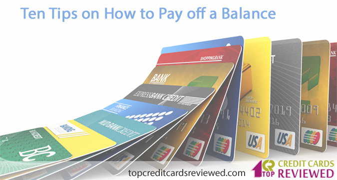 Ten Tips on How to Pay off a Balance