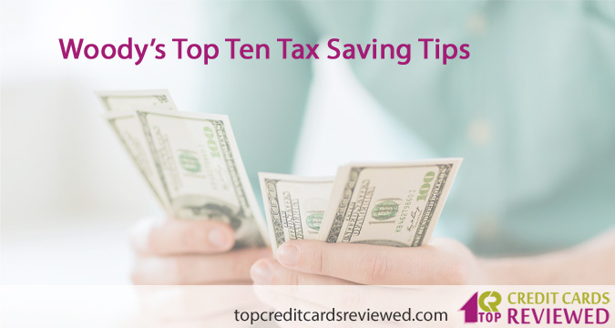 oody's Top Ten Tax Saving Tips