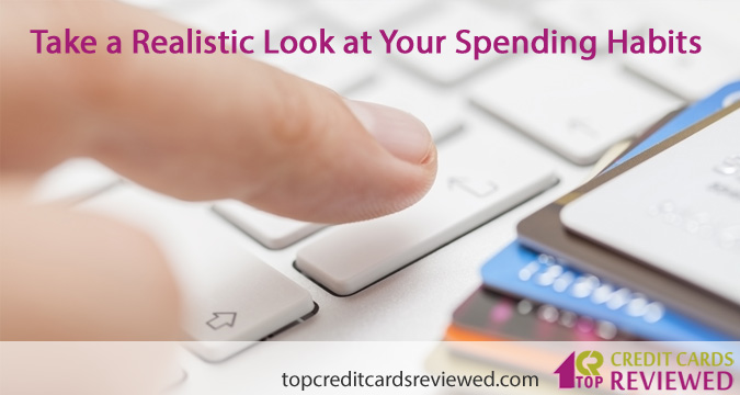 Take a Realistic Look at Your Spending Habits