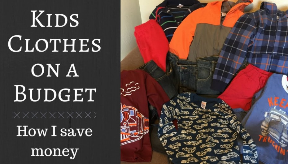 Kids' Clothes on a Budget
