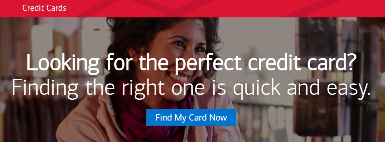 looking for the perfect credit card