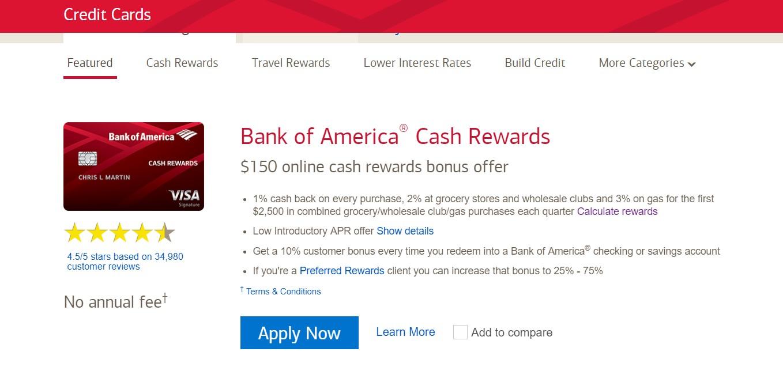 bankamericard better balance rewards platinum plus mastercard