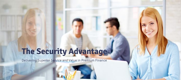 security premium finance