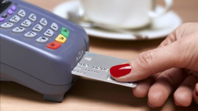 biometric credit cards