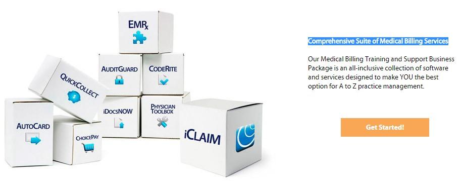 Comprehensive Suite of Medical Billing Services
