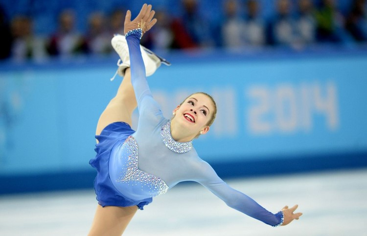 US Figure Skaters Eat for the Gold