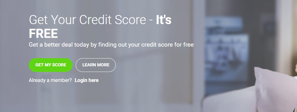 Get Your Credit Score - It's FREE