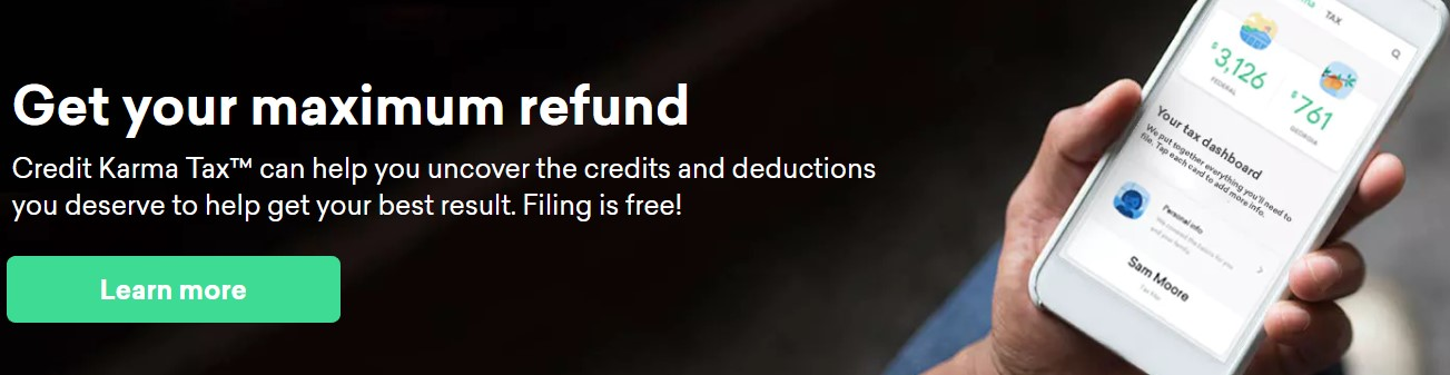 Get your maximum refund