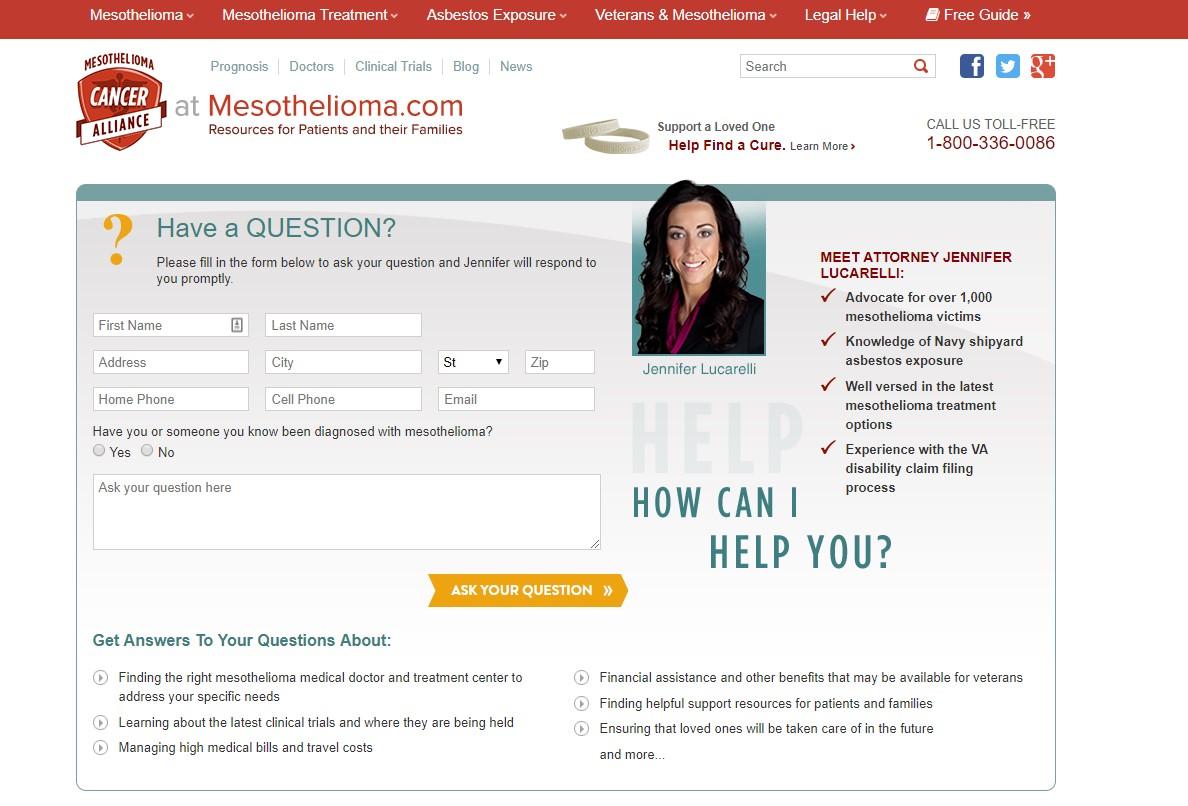 mesothelioma.com/ask-jennifer