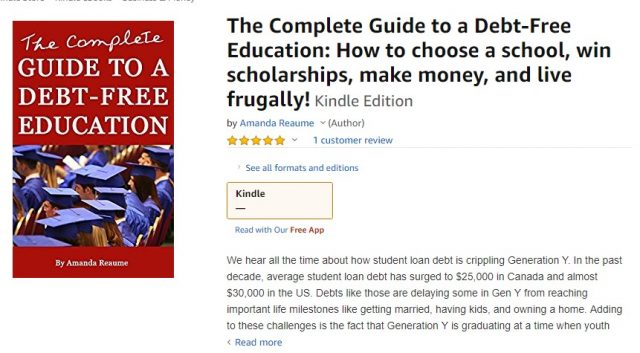 The Complete Guide to a Debt Free Education