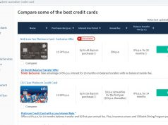 Compare some of the best credit cards
