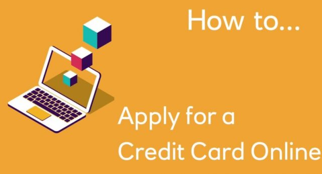 Applying For A Credit Card Online