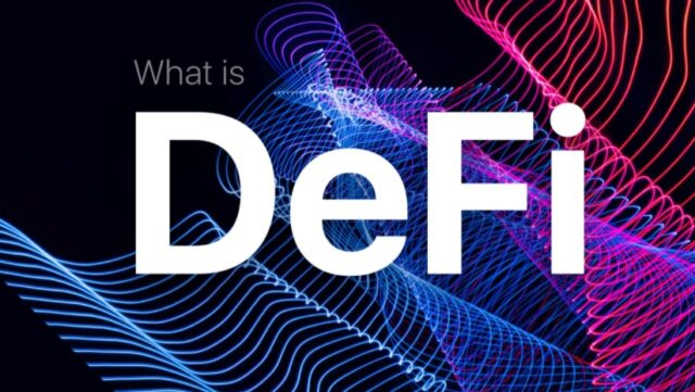 What is DeFi
